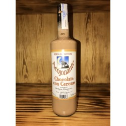 ACOJONANTE  Chocolate con Cerezas 700 ml.