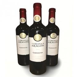 Pack 3 botellas Corona de Aragón