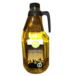 SABORES CON ARTE Aceite de oliva virgen extra Empeltre 2l