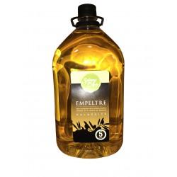 SABORES CON ARTE Aceite de oliva virgen extra Empeltre 5l