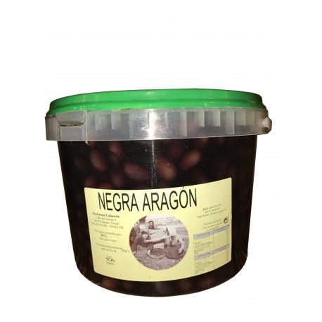 ACEITUNAS CALACEITE Aceitunas negras 3 kg.