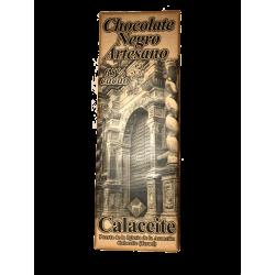 CHOCOLATE NEGRO ARTESANO CALACEITE