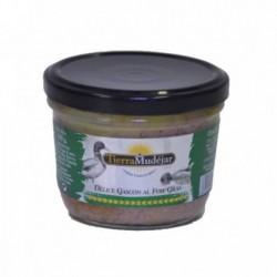 TIERRA MUDEJAR Délice de gascon al foie gras de pato 180 g.