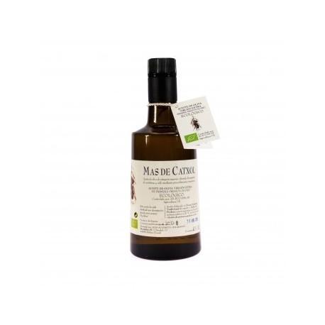 Mas de Catxol- Aceite de oliva virgen extra Ecológico 250 ml