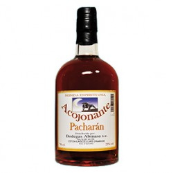 ACOJONANTE Pacharán 700 ml.