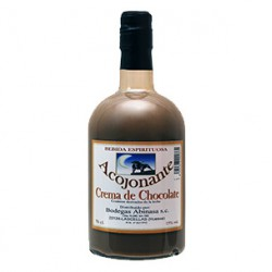 ACOJONANTE Crema de chocolate 700 ml.