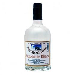 ACOJONANTE Aguardiente blanca 700 ml.